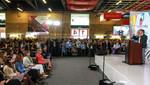 Más de 4400 empresarios se reunieron en la Macrorrueda 55 en Bogotá