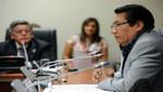 Ex Alcalde de Trujillo Acuña Peralta se presentó ante Comisión que lo investiga