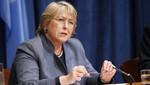 [Chile] Liderazgo de Bachelet