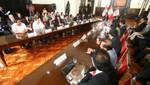 Ejecutivo firma convenio con Regiones por más de S/. 733 millones para modernizar establecimientos de salud