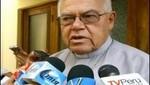 Moseñor Bambarén llama 'maricón' al congresista Carlos Bruce