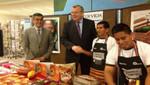 Productos alternativos peruanos son presentados en Viena