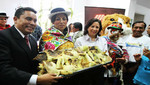 Ministra Magali Silva anuncia festividades por Semana Santa en Junín