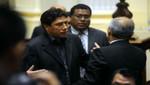 Congreso aprobó informe de presuntas irregularidades cometidas por Alexis Humala