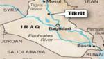 [Irak] Tikrit rodeada por las fuerzas iraquíes: el Estado Islámico se defiende con ataques suicidas y francotiradores