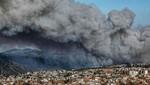 Chile evacua a miles de personas tras incendio que amenaza Valparaíso