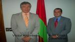 Embajador de Bielorrusia acreditado en el Perú habla desde Buenos Aires sobre la importancia de América Latina para su país