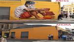 Lima, la ciudad cuyo alcalde quiere desaparecer los grafitis