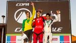 Ciclista Sebastián Alfaro campeonó en Chile
