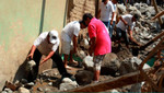 Gobierno declara el Estado de Emergencia el distrito de Lurigancho- Chosica por caída de huaicos