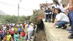 Solórzano: Ayuda apara afectados de Chosica debe ser entregada en forma oportuna