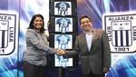 Alianza Lima tiene un nuevo sponsor