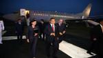 Mandatario arribó a Panamá para asistir a la VII Cumbre de las Américas y desarrollar importante agenda de trabajo