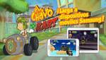 De las consolas de juegos a Android: El Chavo Kart fue lanzado con exclusividad por Samsung