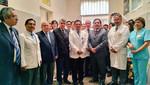 Inauguran nuevas instalaciones para el servicio de Otorrinolaringología del Hospital Loayza