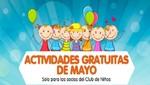 Talleres gratuitos de manualidades y artemanía en el Club de Niños de MegaPlaza
