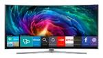 Samsung presenta el primer televisor SUHD Curvo con tecnología Nano Crystal y brillo sorprendente