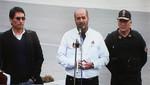 Se cumplieron todos los protocolos de entrega para la extradición de Belaunde Lossio