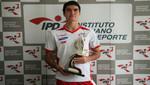 Diego Elías alcanzó el puesto 45 en el Ranking Mundial de Squash