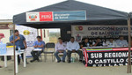 Instalan centro centinela para evaluación de pasajeros en frontera con Ecuador