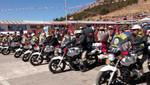 Ministro del Interior presentó 232 nuevos policías y entregó 42 motocicletas para la Región Puno