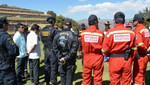 INDECI puso en marcha el sistema de comando de incidentes en la escenificación del Inti Raymi en el Cusco