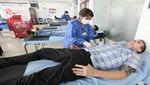 Un donante de sangre puede salvar hasta doce vidas