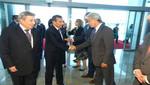 Arriba a España el presidente Humala para realizar Visita de Estado
