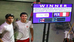 Dupla Elías - Duany logra medalla de bronce en Juegos Panamericanos