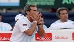 Una vez más Adecco patrocina Copa Davis y brinda apoyo a tenistas peruanos