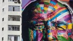 Graffiti: Itinerarios urbanos para disfrutarlos en Brasil