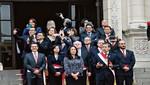 Ollanta Humala y los selfies de los ministros
