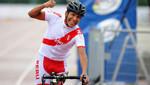 Ciclista Israel Hilario se coronó Campeón Mundial en Suiza