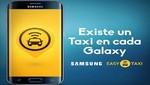 Easy Taxi y Samsung firman alianza para ofrecer descuentos a sus usuarios