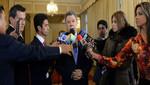 Presidente Santos: Nuestros corazones están con las familias de los policías fallecidos en accidente aéreo
