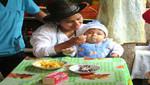 Logran reducir la anemia en 8% en zonas rurales del Perú