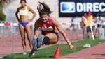 Paola Mautino confía en romper record nacional en salto largo en el Mundial de Atletismo de China