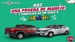 "Viaja a Brasil con ""Fiat Test Drive"""