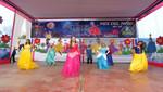 Se celebró el Día del Niño con intensa jornada recreativa y artística