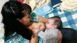 Automedicación durante la lactancia puede afectar salud y crecimiento del bebé