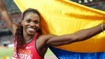 Beijing 2015: Caterine Ibarguen se coronó campeona en triple salto por segunda vez