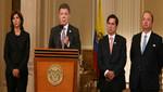 Manuel Santos: Al Gobierno de Venezuela le exigimos respeto por todos los colombianos