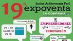 """Más de 4000 escolares del Perú expondrán 120 emprendimientos en """"La Gran Expoventa 2015"""""""