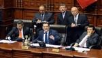 Pleno del congreso aprobó dictamen para que Petroperú explote el lote 192 en Loreto