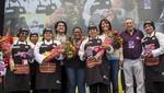 Mistura reconoce labor de tres comedores populares en brindar alimentos nutritivos y baratos a las familias humildes del Perú