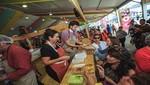 Marilú Madueño y Jaime Pesaque se adueñaron de la cocina de El Gran Mercado con su chupe de ollucos