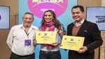 Apega reconoció a Guillermo Gonzáles Arica e Ingrid Yrivarren por promover la gastronomía peruana en el exterior
