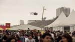 Mistura cuenta con 200 agentes y un helicóptero de la Policía Nacional