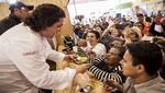 El peruanísimo aeropuerto clandestino de Gastón Acurio y Micha aterrizó en la cocina del Gran Mercado