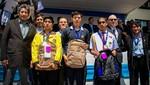 Yanacocha apoyó concurso nacional de matemática